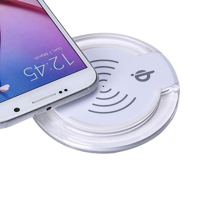 Franterd Qi - Cargador inalámbrico para Samsung Galaxy S6/S6 ...