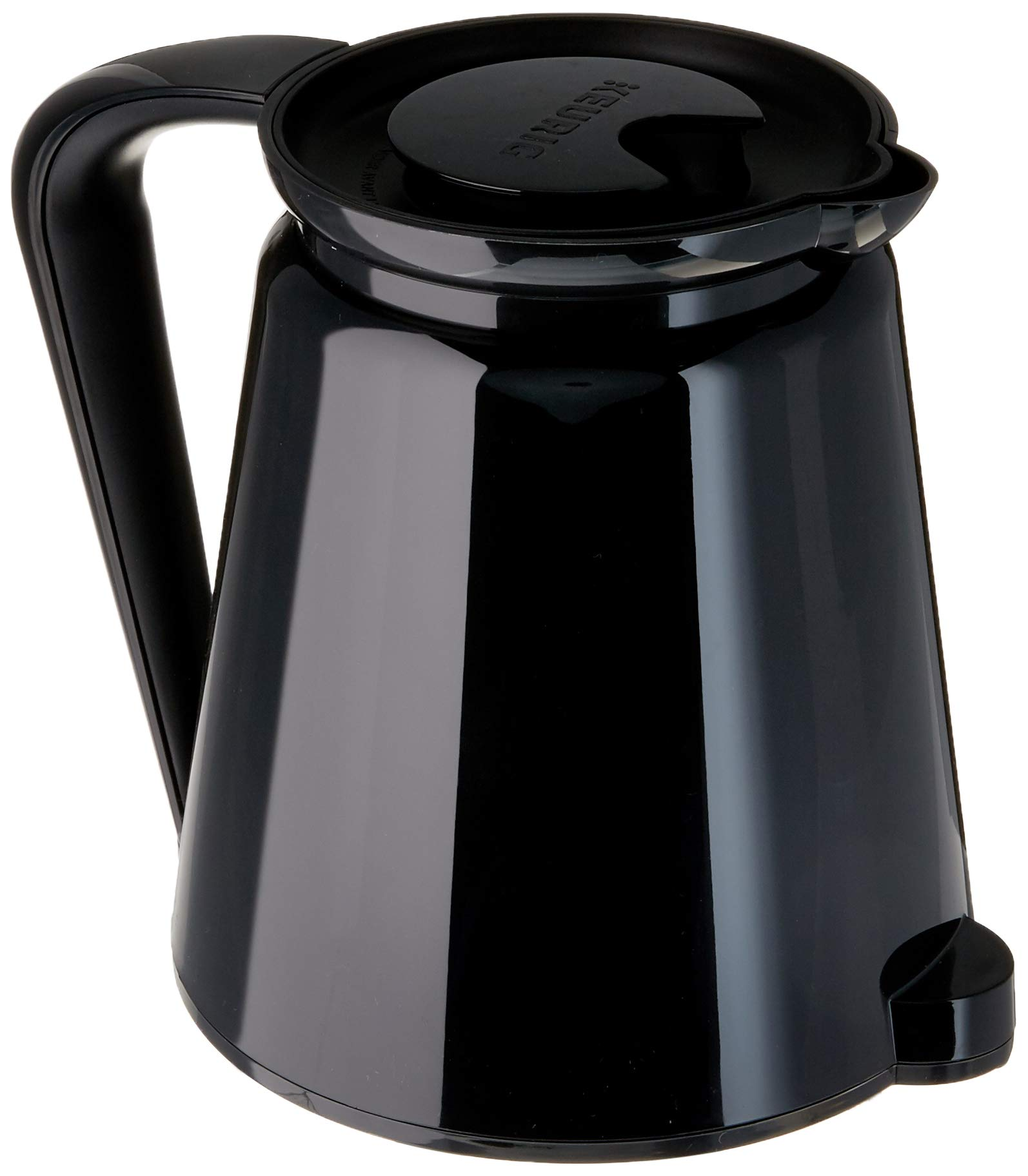 Keurig 2.0, 32oz Double-Walled, Plastic Carafe with Easy-Pour Handle, Holds and Dispenses Up to 4 Cups of Hot Coffee. For Use With Keurig 2.0 K-Cup Pod Coffee Makers by Keurig