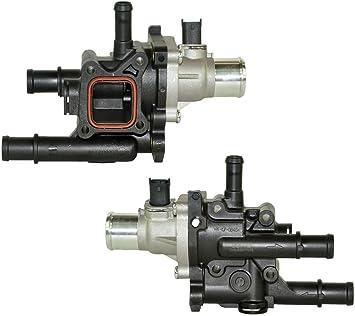 Astra H, Vectra C, Zafira B 1.6, 1.8 termostato + termostato vivienda