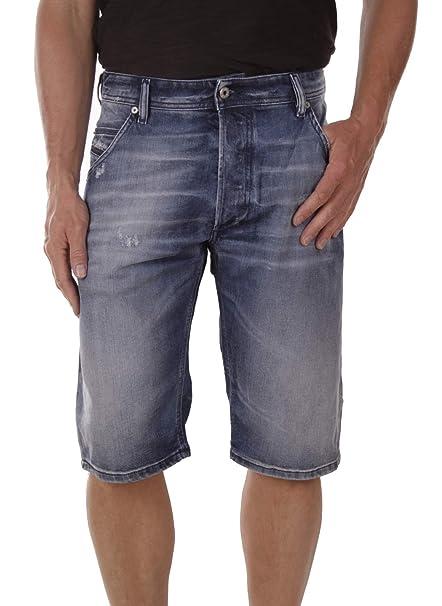 Diesel Kroshort 084DD Jeans Hombre Pantalones Cortos (W32 ...