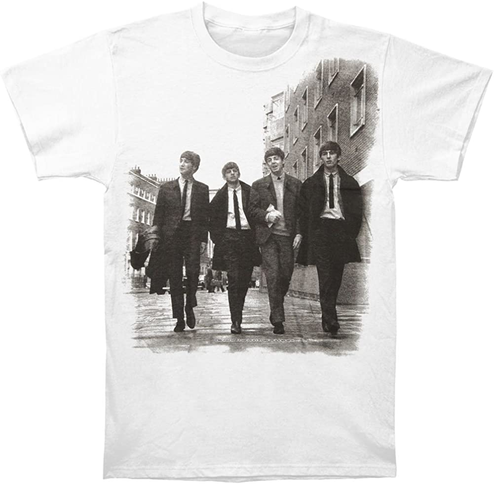 Large Adult/'s THE BEATLES T-shirt-Adults tshirt