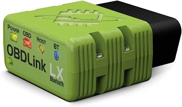 Scantool OBDLink LX Bluetooth drahtlose Schnittstelle kompatibel mit