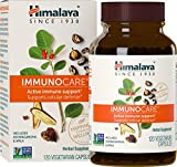 Himalaya ImmunoCare with Amla and Ginger for Active Immune Support and Cellular Defense, 840 mg, 120 Capsules, 1 Month Supply For Sale