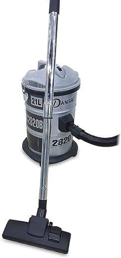 دانسات مكنسة كهربائية ، سعة 21 لتر، بقوة 1400 واط، رمادي - DNVC2820B