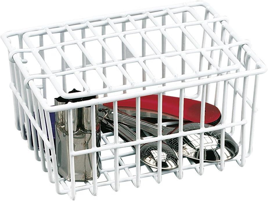 B000R9XO1G White Dishwasher Basket by Better Houseware 61WxucjjWVL