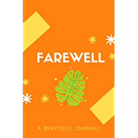 Farewell | Daily Planner notebook: Activities Journal for today (Cute Book for Kids, Girls, Boys, School and Students) (English Edition)