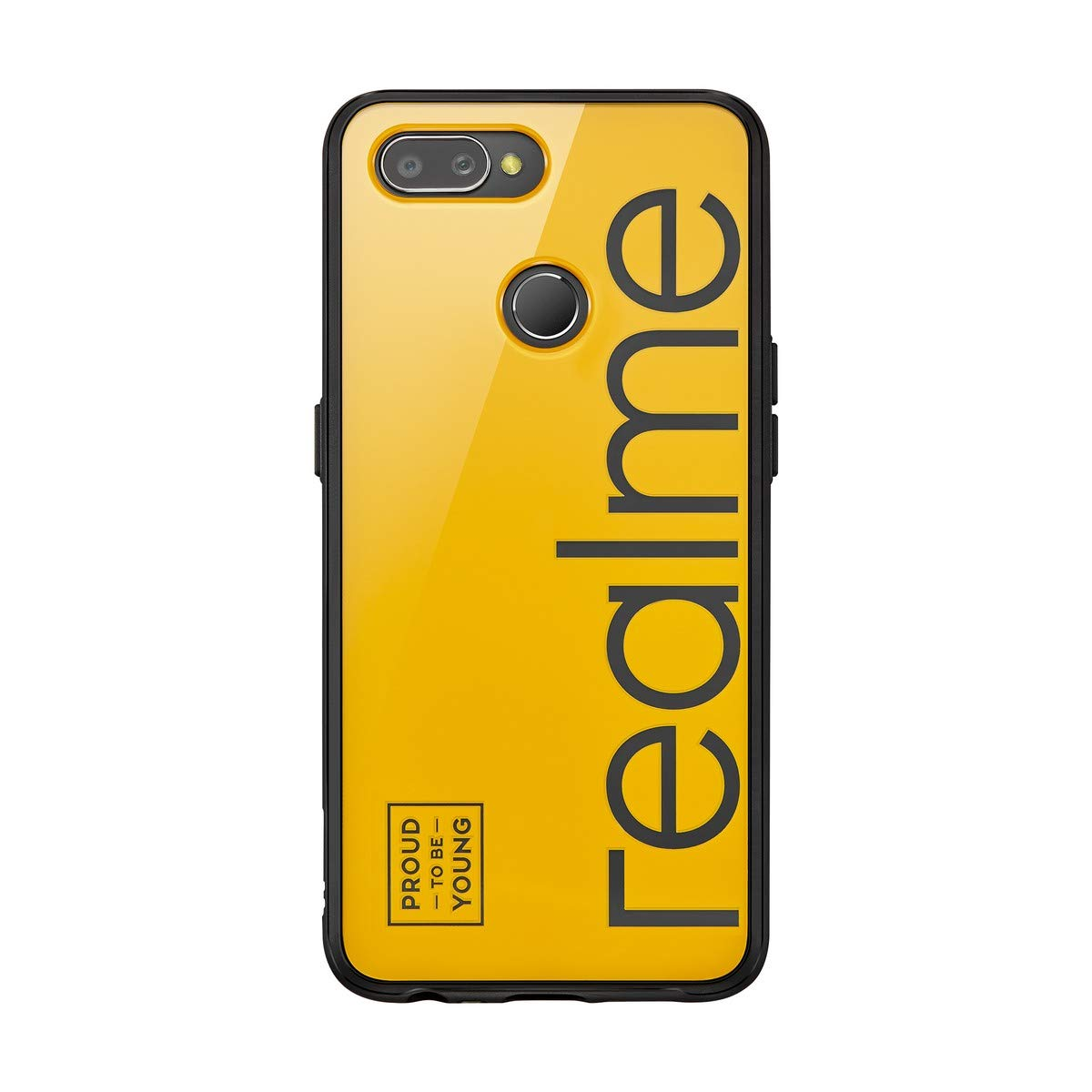 Realme Iconic RMA102 Phone Case for Realme U1 (Yellow)