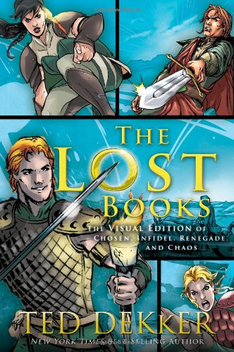 The Lost Books: Visual Edition Ted Dekker