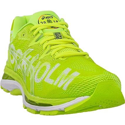 ASICS Gel-Nimbus 20 Stockholm Zapatillas de Running para Hombre, T8C1N.0707,