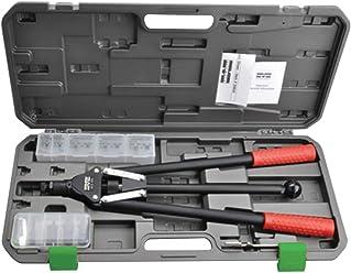 1 PK Marson M39003 HP-2 Rivet Tool Kit W// HP-2 Tool /& 200 Assorted Klik-Fast SST Rivets