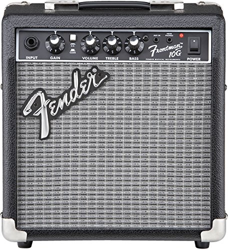 Fender Frontman 10G Electric Guitar Amplifier (Best Clean Practice Amp)