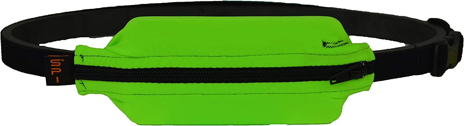 EpiPen or Other Medical Devices Expandable Pouch Hole for Insulin Pump SPIbelt Kids Diabetic Belt Made in USA for Boys and Girls Adjustable One Size No-Bounce Discreet T1D Medical Belt