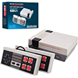 LIFTREN Classic Handheld Game Console,Classic Game Console Built-in 620 Game Handheld Game Console, Video Game Player Console