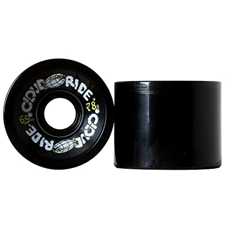 Amazon.com   Cloud Ride! Wheels Cruiser 69mm 78A Longboard Wheels ... aa609fcd53