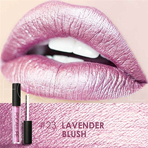 Nude color waterproof long mouth lip glossy lipstick metallic color chime lip gloss not stick the cup does not fade nude color