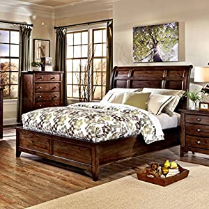 Exceptional Jackson Mango Wood Queen Bedroom Set
