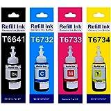 SE Flowjet Ink For Epson - 70ml Each (Set Of 4)