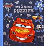 Cars 3, MES 5 SUPER PUZZLES (30P)