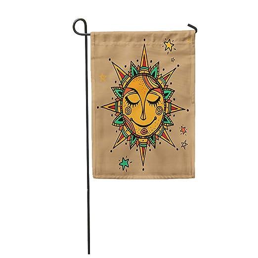 Bandera de jardín Semtomn de 12 pulgadas x 18 pulgadas ...