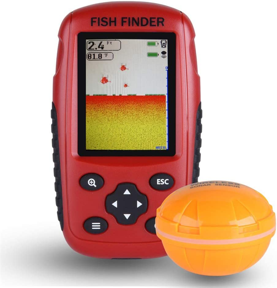 ReelSonar Wireless Bluetooth Smart Fish Finder Certified Refurbished