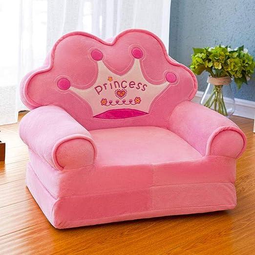 HUANXA Kind Relaxsessel, Faltbare Sessel Cartoon Kindersofa ...