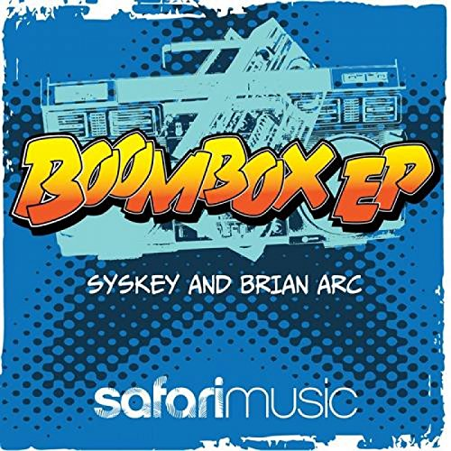 Boombox EP (Arc Music Box)