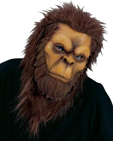 Amazon | FUN WORLD 類人猿モンキーマスク ハロウィン衣装 ...