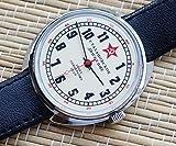 """RAKETA """"Stakhanov movement"""" 12hours Military Mechanical Men's Hand Wrist Watch"""