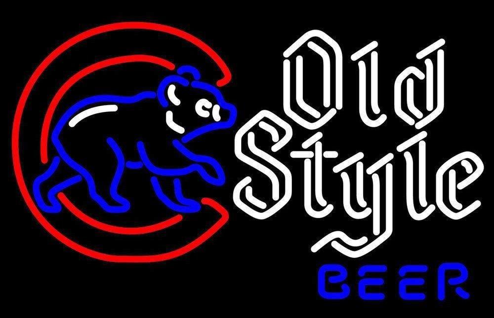 Urby™ 19''x15'' Sports Unions C ubs O StyleBeer Custom Neon Sign Beer Bar Pub Neon Light 3-Year Warranty-Excellent & Unique Handicraft! U123