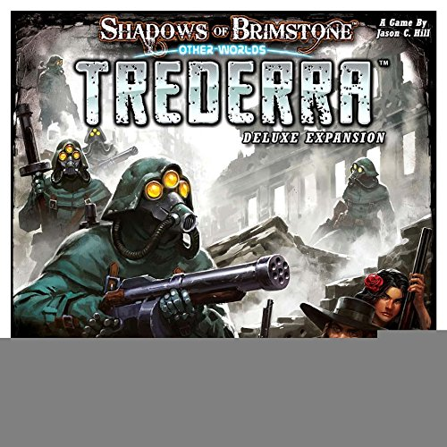 Shadows of Brimstone: Trederra Otherworld Expansion by Flying Frog Productions