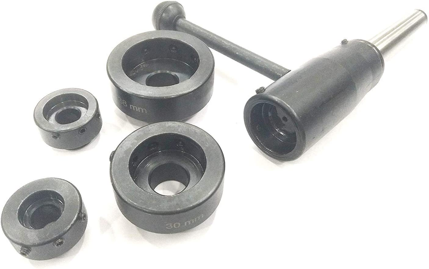 Morse Taper 2MT Lathe Tailstock Metric DIE Holder for Threading ON Lathe Machine-Engineering Tools Accessories