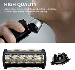 Grehod Replacement Shaver Foil Head, Replacement Trimmer/Shaver Foil for Philips Norelco XA2029 XA525 TT2021, TT2021 TT2022 TT2030 TT2040, BG2024 BG2025 BG2026 BG2028 BG2036 BG2038 BG2040 masterwork
