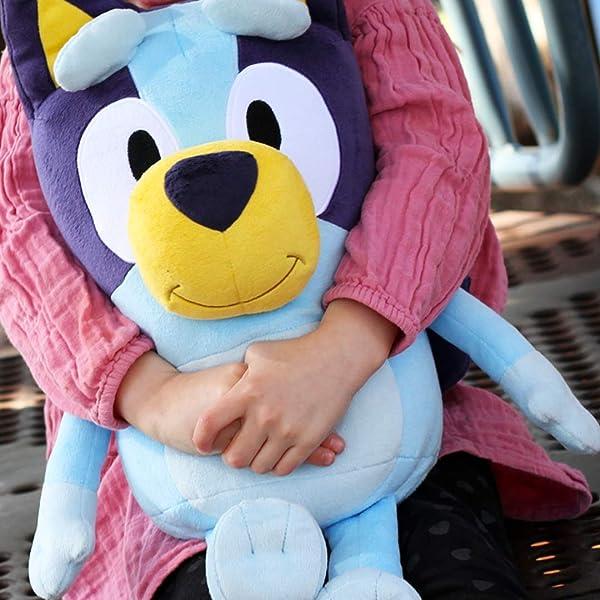 "Bluey 18"" Jumbo Plush stuffed toy for kids"
