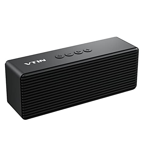 Review VTIN Portable Bluetooth Speaker