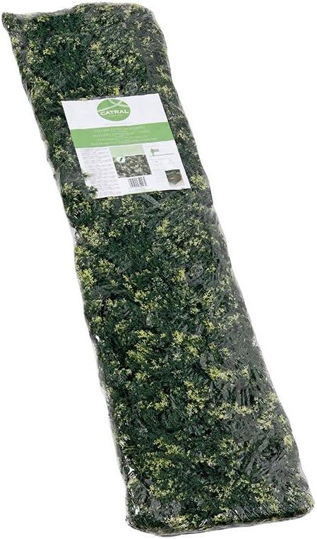 Catral 43040022 Celosía Extensible Ciprés, Verde, 150 x 3 x 50 cm
