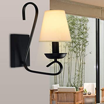 Mkjbd Linterna de Pared Lámpara de Jardín Lámpara de Pared Lámpara de Pared Lámparas de Pared