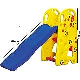 TruGood Indoor/Outdoor Foldable Baby Garden Slide (BIG)