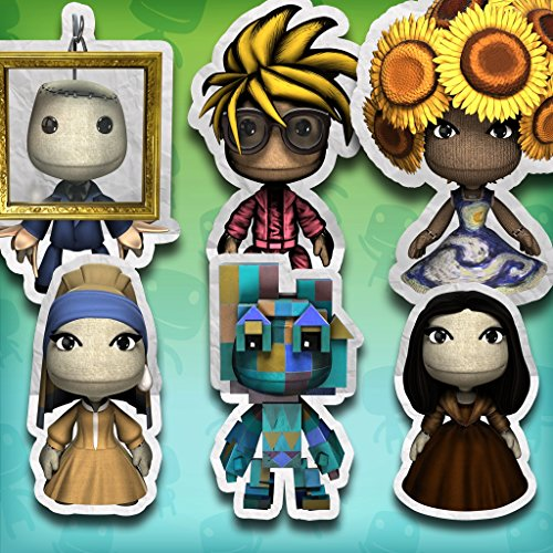 Littlebigplanet 2: Move Pack: Rise Of The Cakeling - PS3 [Digital (Lbp Vita Costumes)