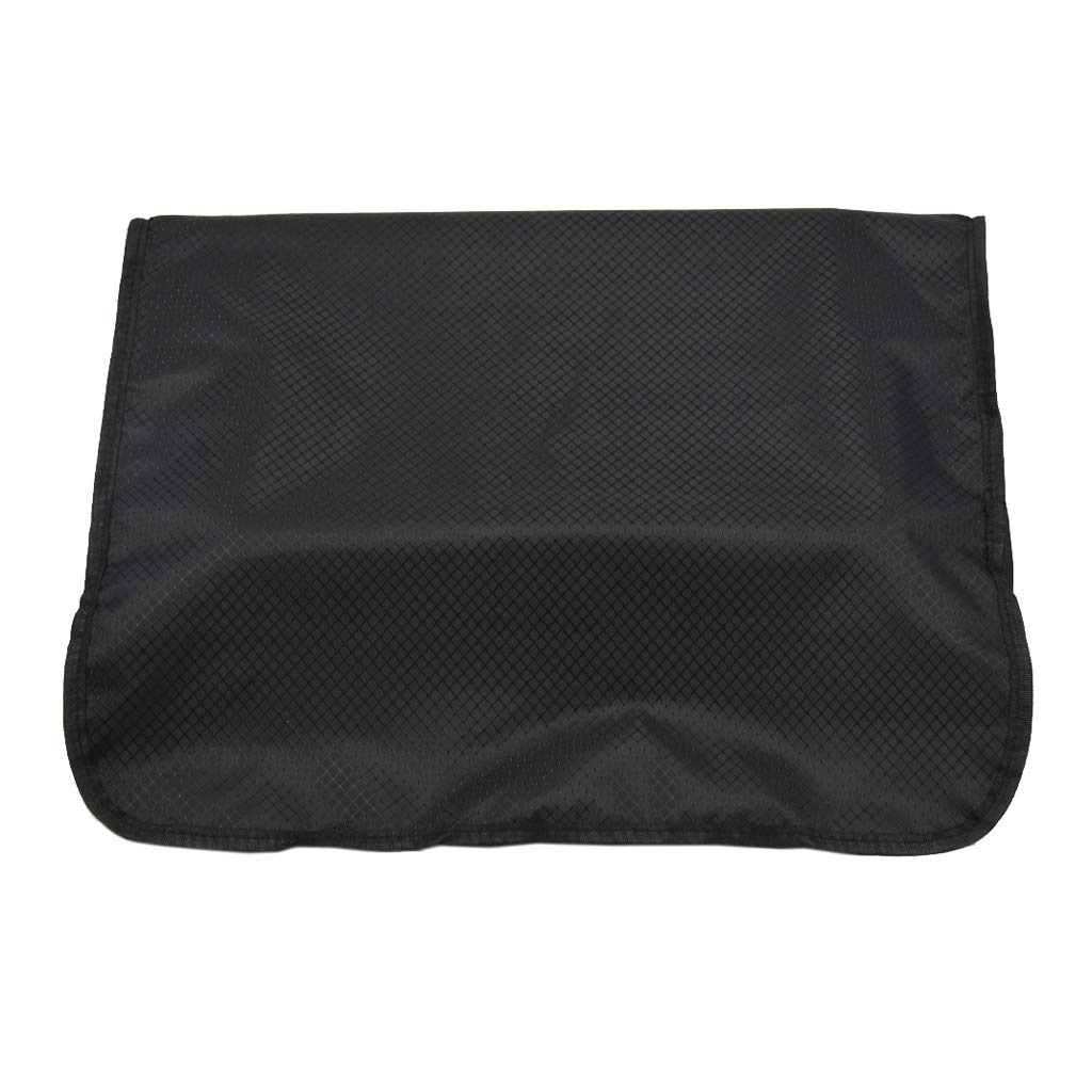 Colaxi Salon Barber Chair Back Covers Protectors - Salon Equipment for Hair Stylist - Beauty Protective Equipment Tools & Accessories - Black: Beauty
