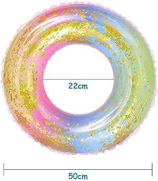 Schwimmreifen Color mit Griff 3P fre Intex 58202