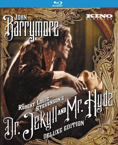 Dr. Jekyll & Mr. Hyde: Kino Classics Remastered Edition [Blu-ray]