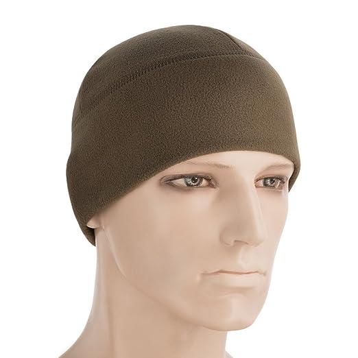 e9bb451036d M-Tac Watch Cap Fleece 260 Mens Winter Hat Military Tactical Skull Beanie  (Small
