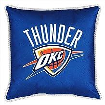 Oklahoma City Thunder Sidelines Toss Pillow