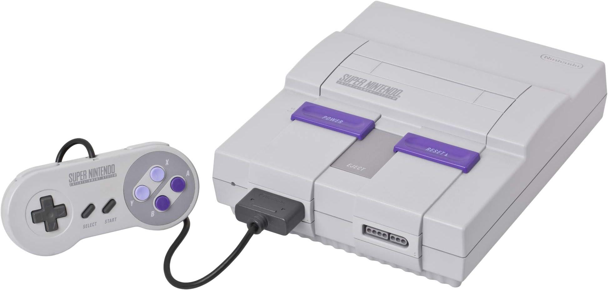 Amazon.com: Super Nintendo Console (SNES System): Unknown ...