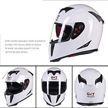 WHZXQWVB Motocicleta Adulto Motocross Off Road Helmet ATV Dirt Bike Downhill MTB Dh Racing Casco Cross Casco Cascos de Entrenamiento: Amazon.es: Deportes y ...