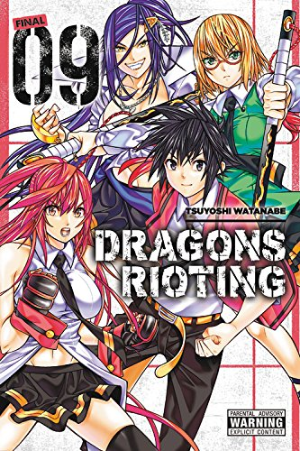 9 Dragons (Dragons Rioting, Vol. 9)