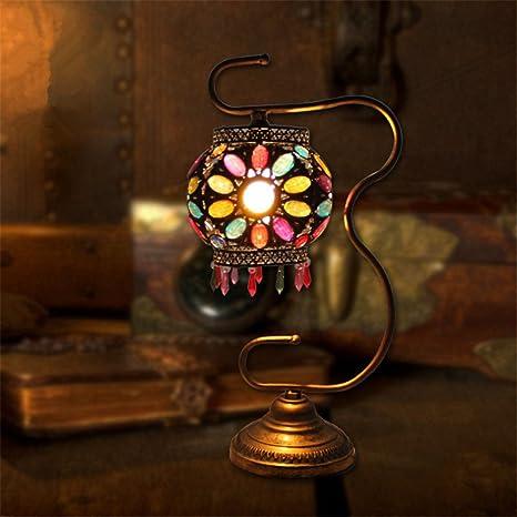 Cabecera y lámparas de mesa,Nepal bordada artesanal Palacio ...