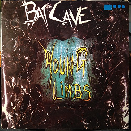 Goth Punk Vinyl (New Wave Goth Rock Punk Comp Batcave Young Limbs & Numb Hymns vinyl record)