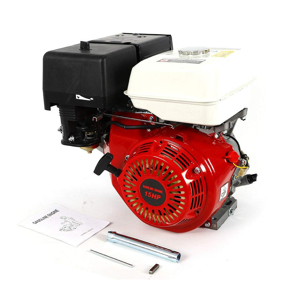 TUQI 15 HP 4 Stroke Gasoline Engine Motor 4 Stroke OHV Single Cylinder Gas Engine