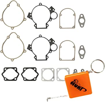 Clutch Cover Gaskets For Two Stroke 66cc 80cc Motorized Bicycle Receive Five